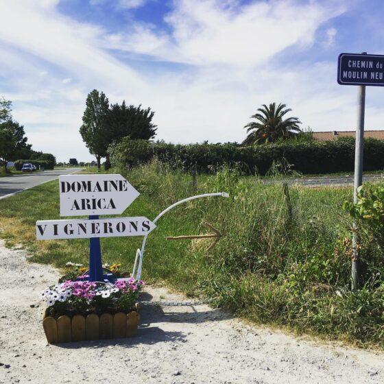 Domaine Arica - Épicure à emporter