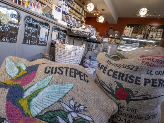 Les Cafés de Guillaumine - Épicure à emporter