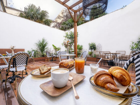 L'Échoppe Café-Boutique - Le Guide Épicure