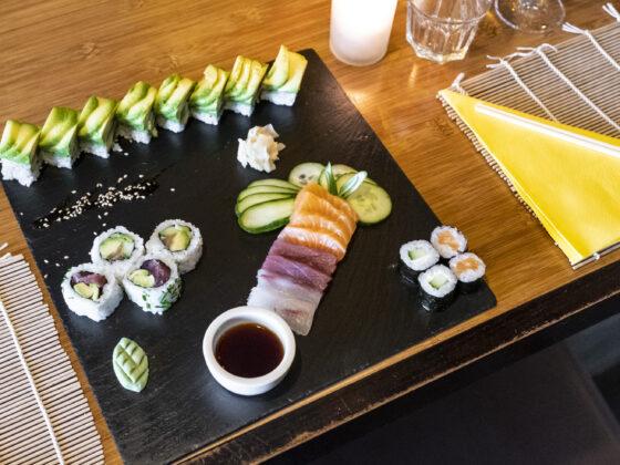 Hattori Sushi - Le Guide Épicure